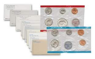 1970 - 1979 Mint Sets