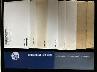 1960 - 1969 Mint Sets