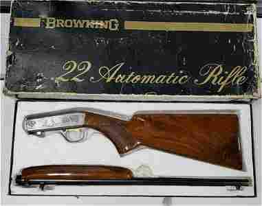 Beautiful 1969 Browning SA-22 Grade 2 Never Fired