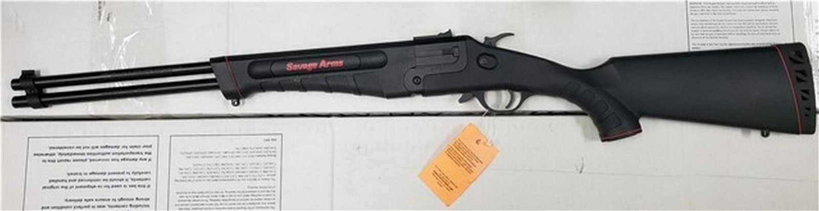 New Savage 42 .22LR/.410 Gauge Rifle