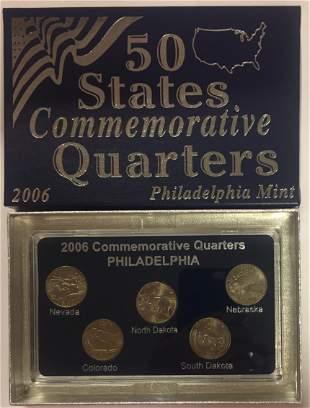 2006-P Philadelphia Mint 50 States Commemorative