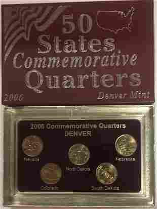 2006-D Denver Mint 50 States Commemorative Quarters