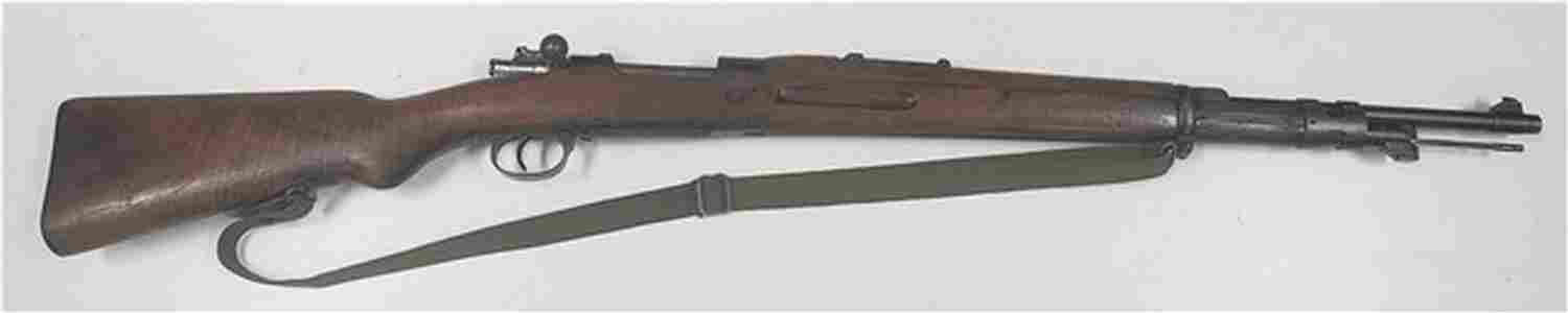 Spanish Mauser 1948 Dated