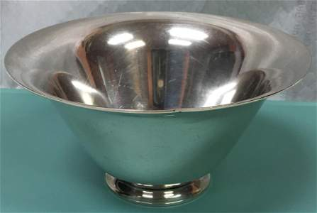 Tiffany & Co Makers Sterling Silver Bowl # 20785