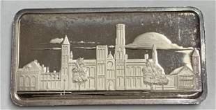 1975 America The Beautiful Hamilton Mint Smithsonian