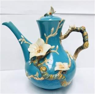 Van Gogh Almond Flower Teapot Franz Collection FZ02568