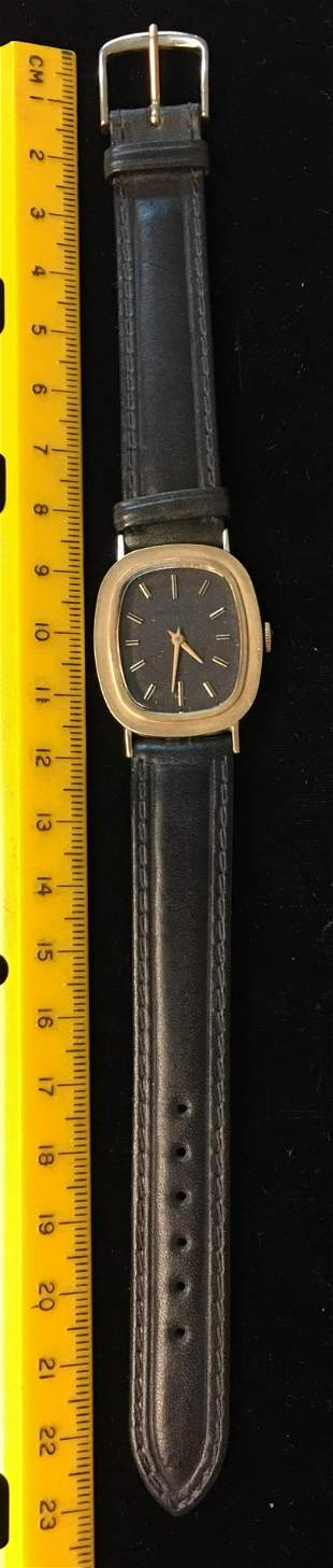 Vintage 14K Gold Girard Perregaux Watch 17 Jewels