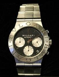 BVLGARI Diagono Chronograph Automatic Men's Watch CH 35