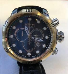 Invicta Reserve Men's Venom Elegant Chronograph Watch