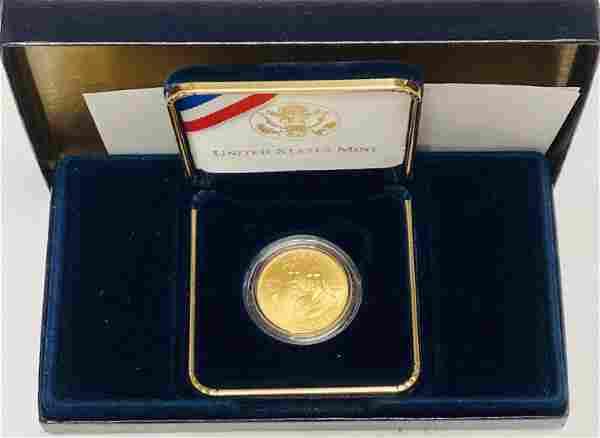 2003-W $10 First Flight Centennial Gold Commemorative