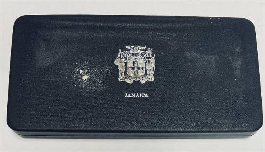 1971 Jamaica Proof Set