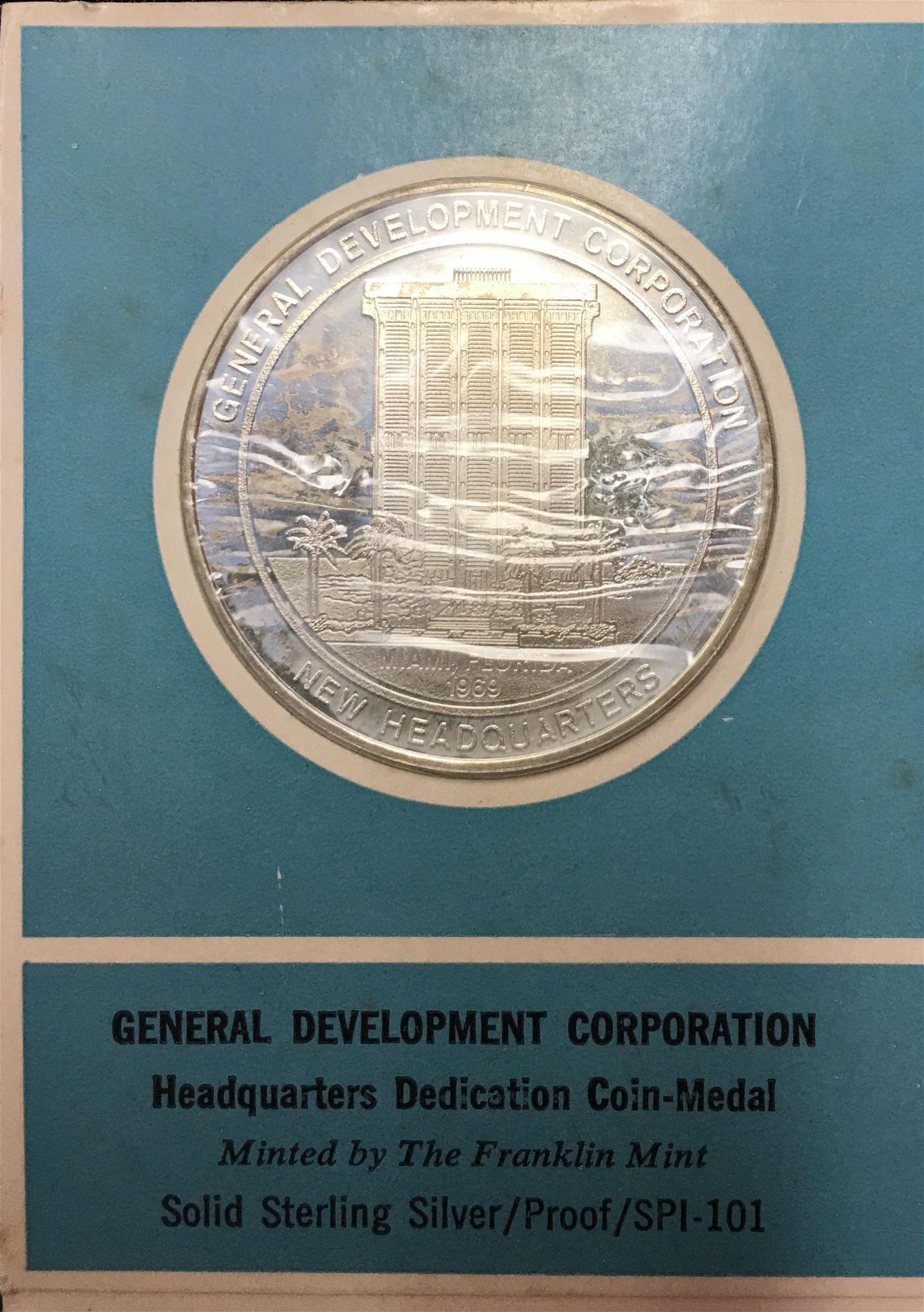 General Development Corporation - Franklin Mint