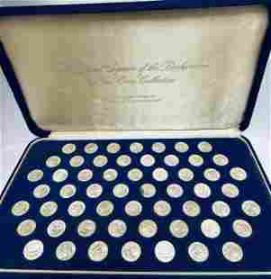1976 The Official Signers of the Declaration Mini-Coin