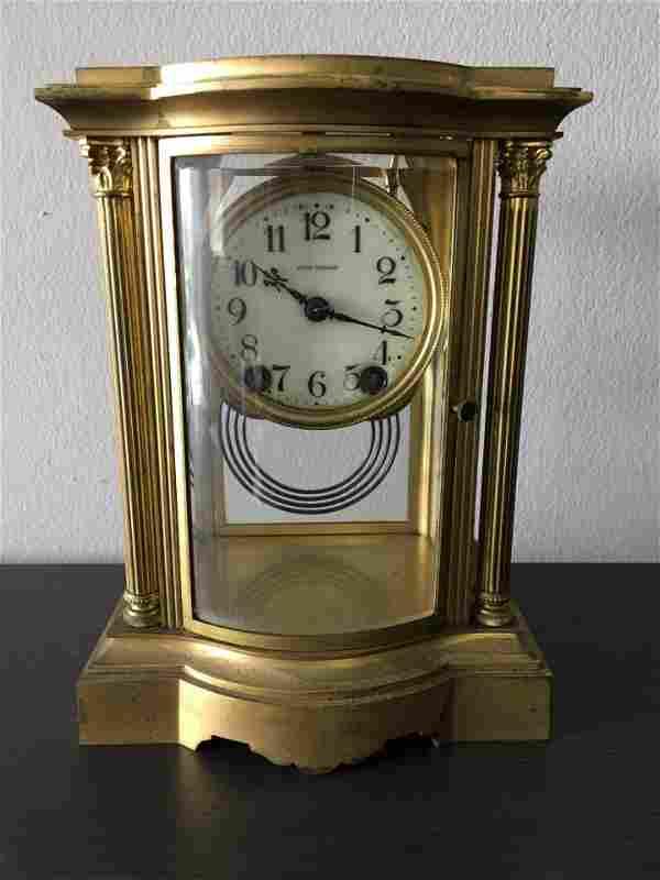 "Seth Thomas Clock Co. ""Orchid No. 4"", Model c. 1909"