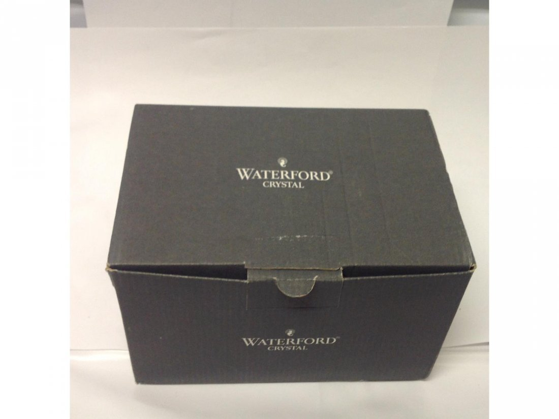 Waterford  Lismore Footed  Sugar / Creamer.  New in - 3