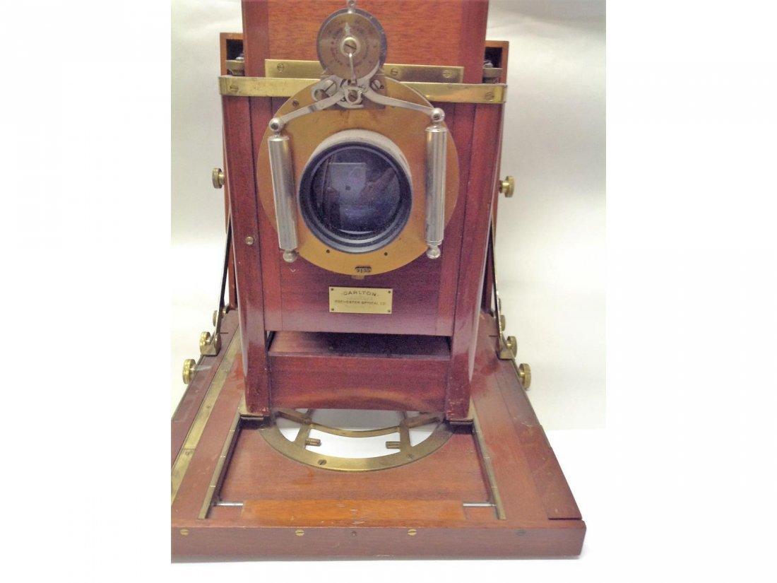 Antique Rochester Optical Co Carlton Camera. - 2