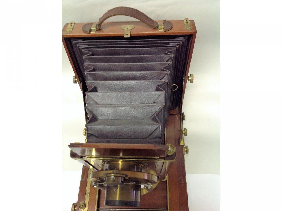 Antique Rochester Optical Co Carlton Camera. - 3