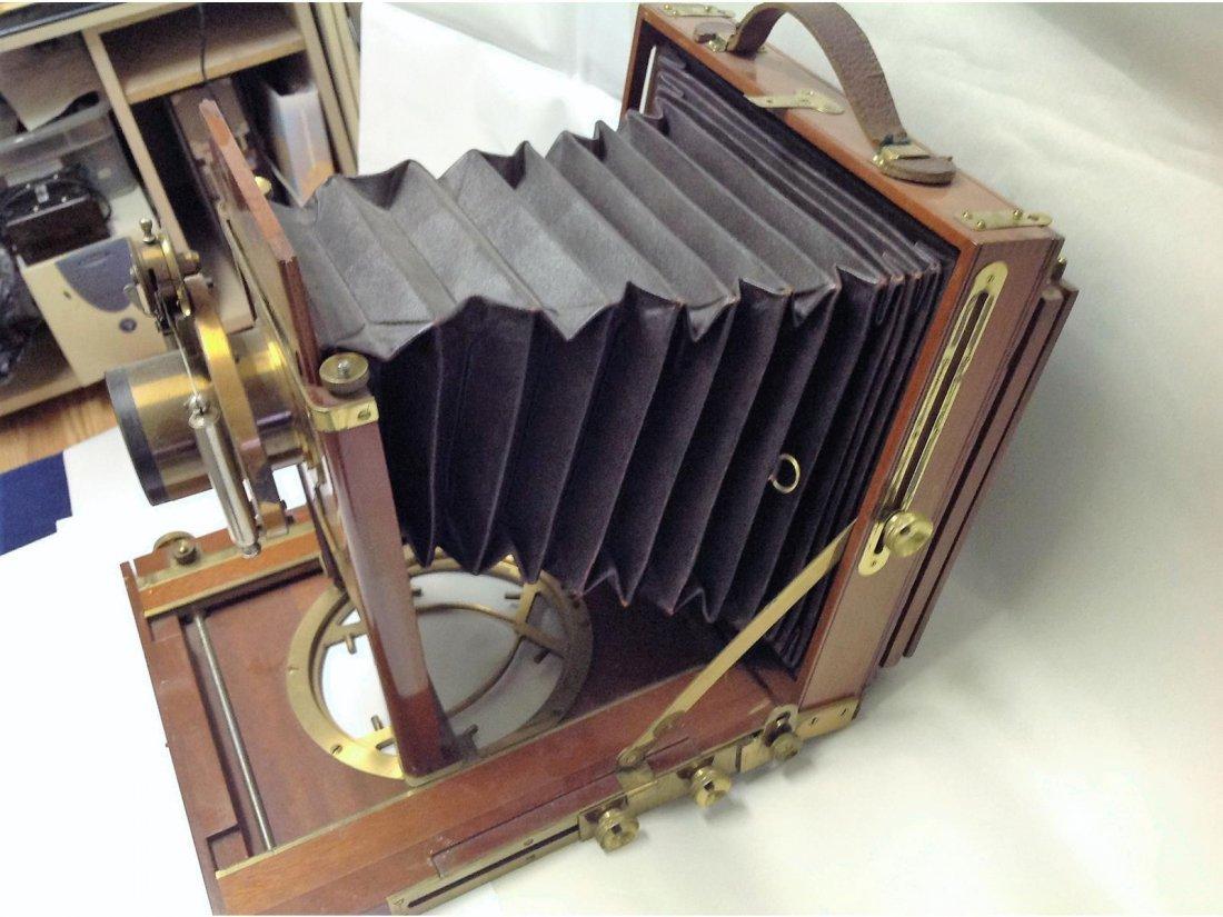Antique Rochester Optical Co Carlton Camera. - 5