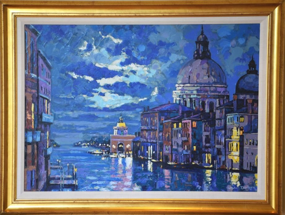 ZACCHEO - VENICE AT NIGHT