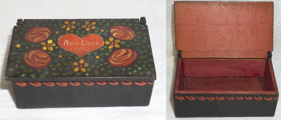 Aus Lie be Wood Box