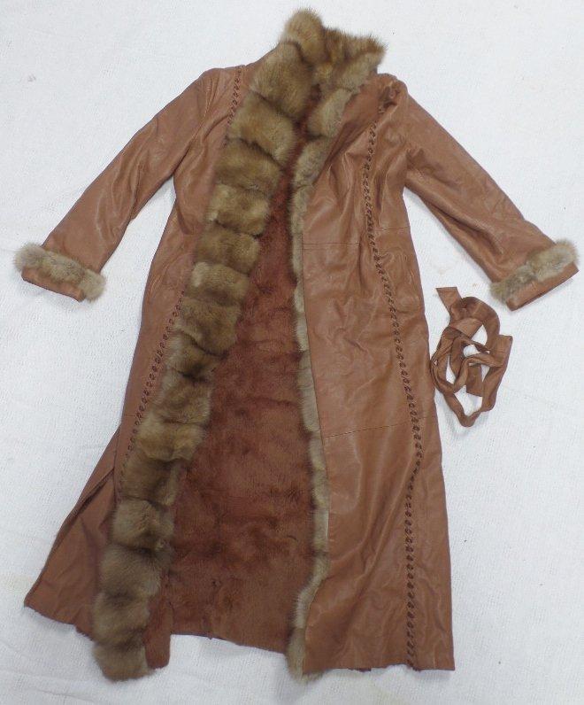 Fontani Made in Italy Fur Coat