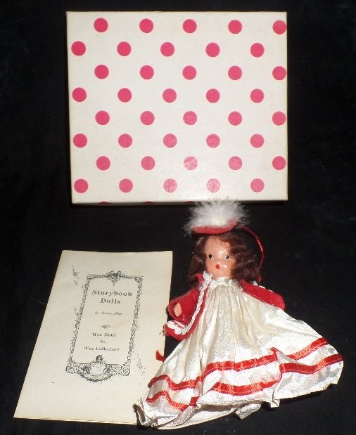 Story Book Doll Winter #93