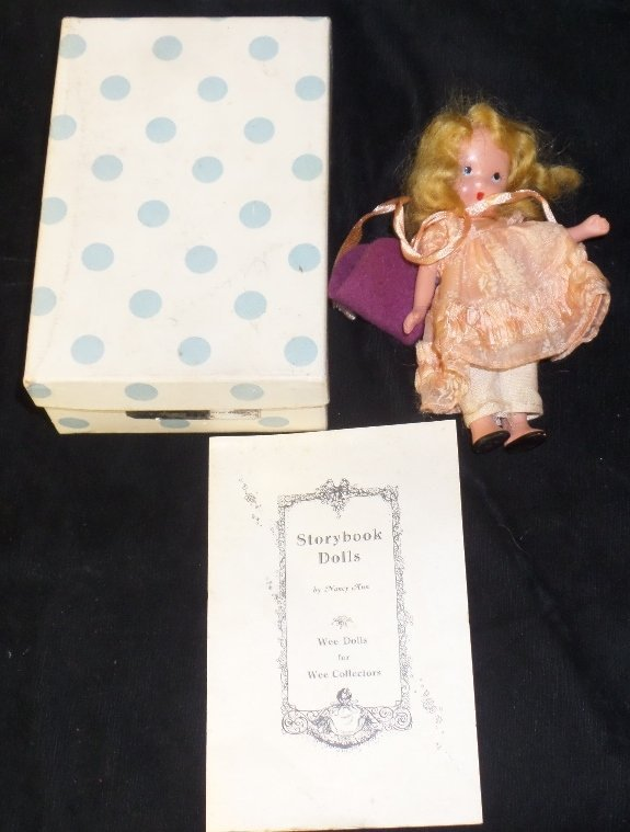Story Book Doll Pretty As A Picture #124