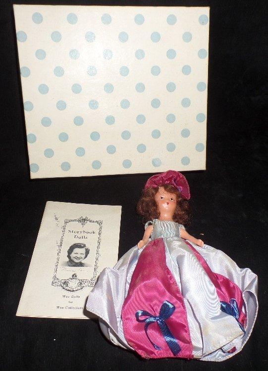 Story Book Doll September's Girl #195
