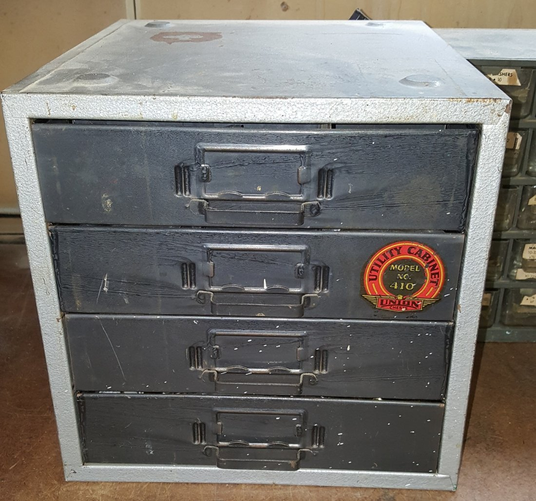 Union Chest Utility Cabinet