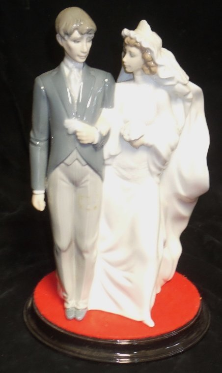 Bride And Groom Lladro