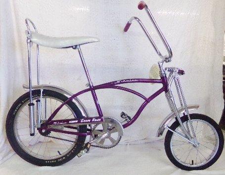 f66322af463 Schwinn Sting Ray ''Grape Krate'' Bicycle - Jan 01, 2018   Leonard's ...