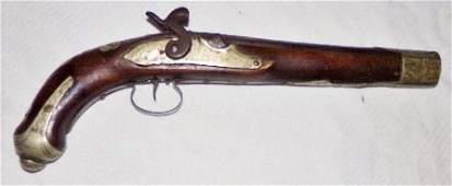 Early 1800's BP 54 Cal 8'' Barrel