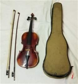 Vintage Jacobus Stainer Violin