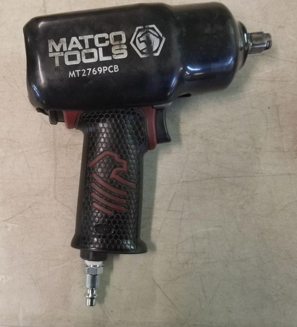 Matco Impact Wrench