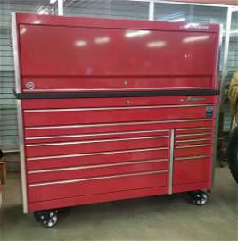 Snap On 2 Pc Tool Chest