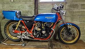 1972 Honda CB750 Hi-Perf Motorcycle