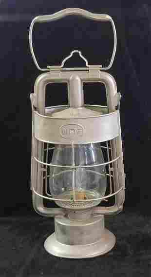 Dietz King American Le France Fire Engine Co Lantern