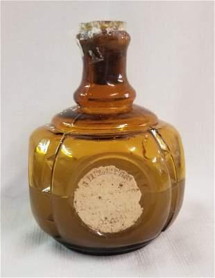 Diamond Amber Hand Grenade Fire Extinguisher Patent