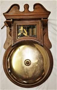 1881 Victorian The Gamewell Fire Alarm