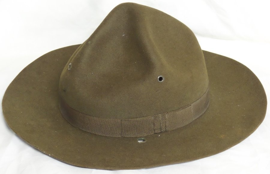 1920-30 Military Doughboy Hat