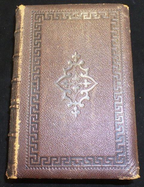 1873 John Greenleaf Whittier Poetical Works