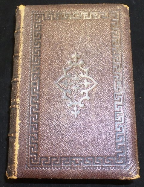 1873 John Greenleaf Whittier Poetical Works