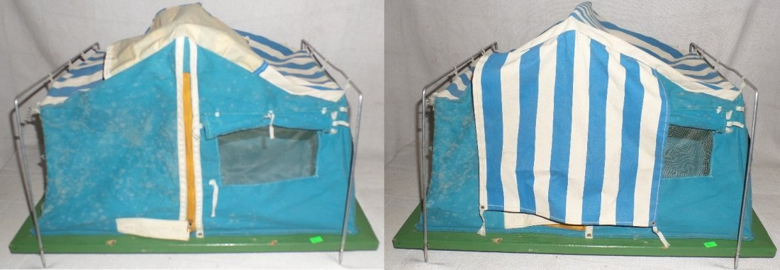 Salesman Sample Tent