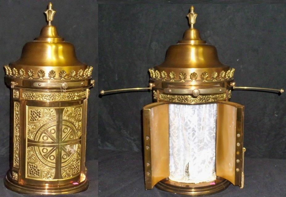 Brass Tabernacle