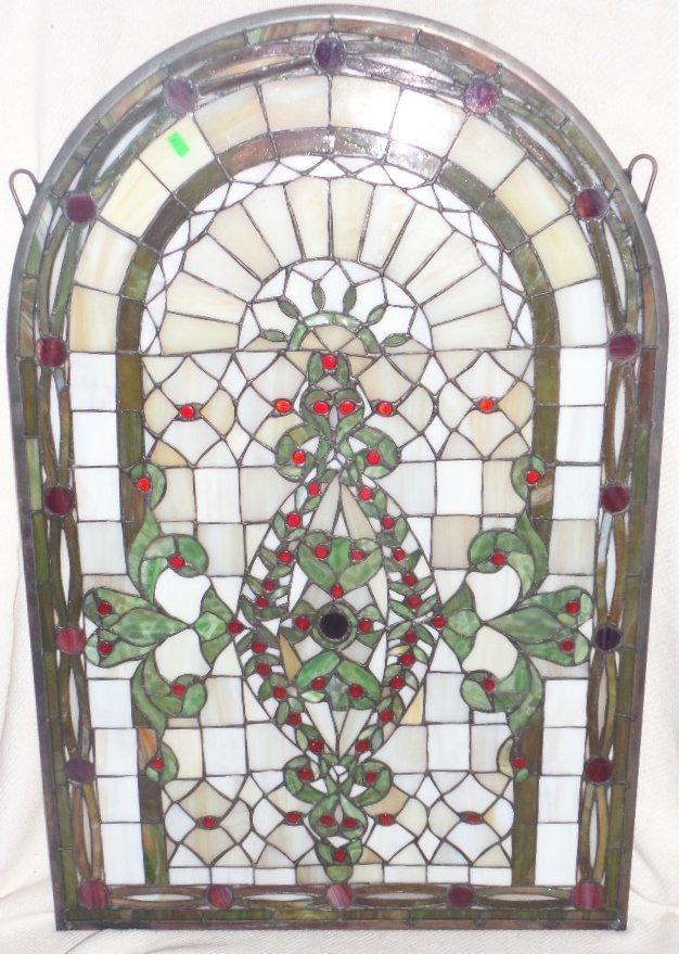 Lead Glass Window