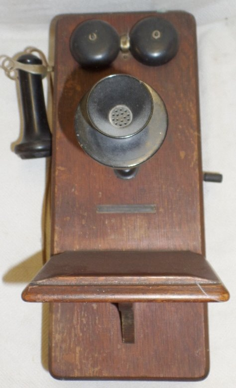 Oak Stromberg-Carlson Telephone Mfg Rochester, NY