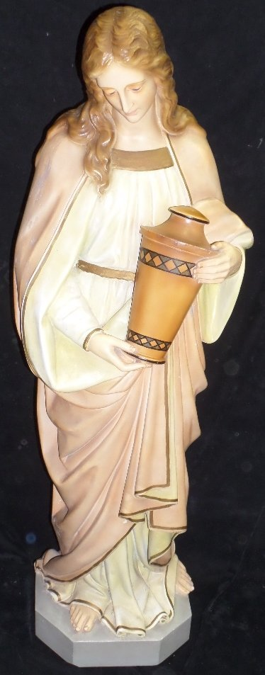 43'' Mary Magdalene Religious Statue