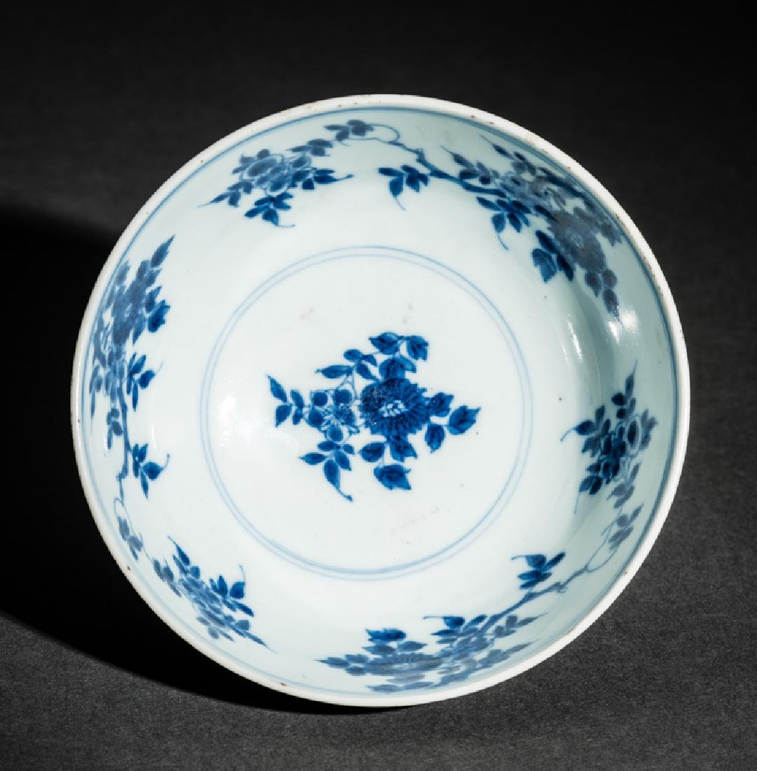 BOWL WITH BLOSSOMS - 2