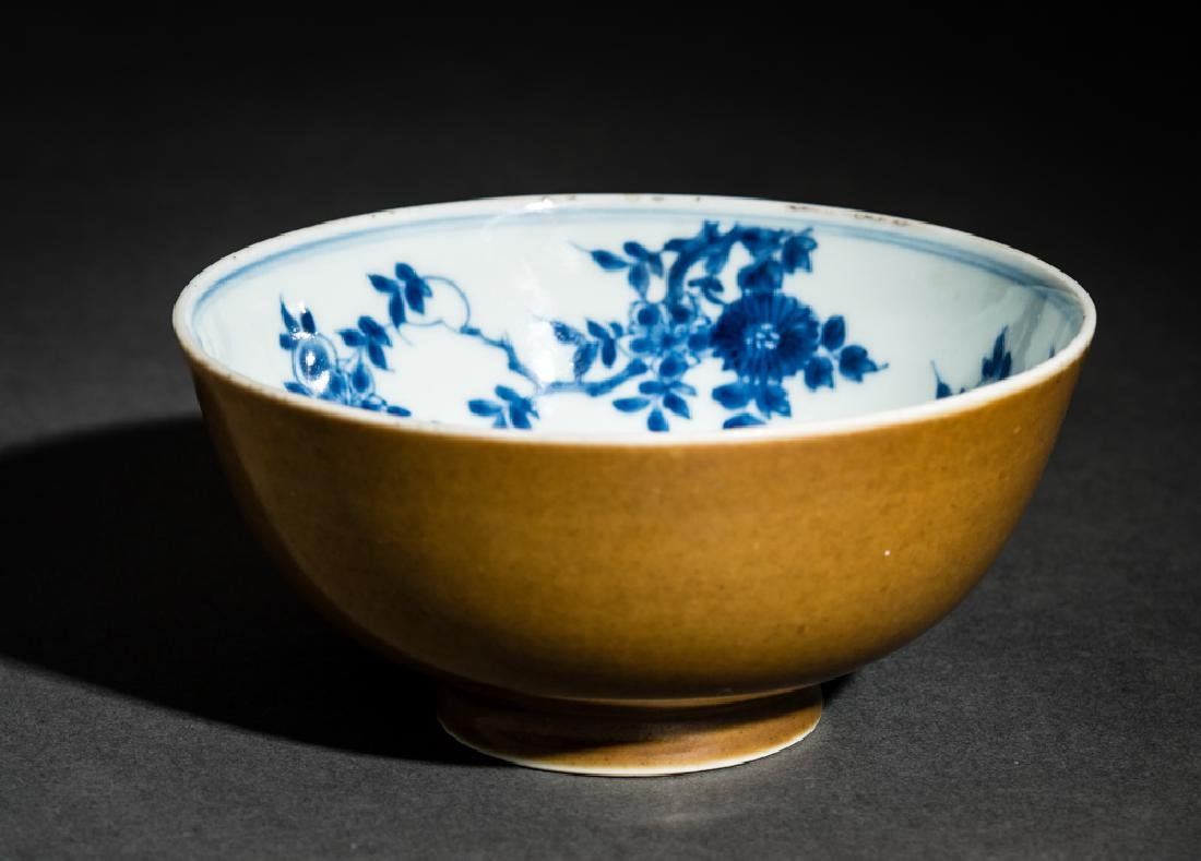 BOWL WITH BLOSSOMS - 3