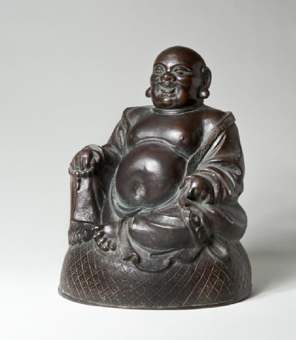 THE POT-BELLIED MONK BUDAI